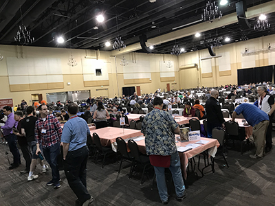 Open Gaming Hall, SaltCON 2018